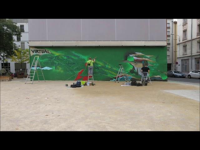 GRAFF TV x IKAROZ