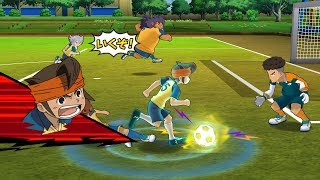Inazuma Eleven Go Strikers 2013 Raimon Vs Raimon GO Wii 1080p (Dolphin/Gameplay)