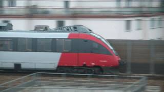 preview picture of video 'Schnellbahn Wien Simmering S80'