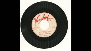 Swan Silvertones - When Jesus Comes - Vee Jay 222