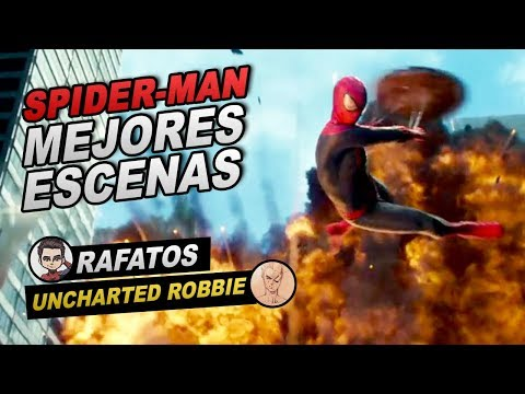 Top 20 Escenas en películas de Spider-Man (Parte 1)