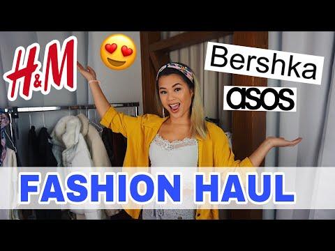 XL Winter TRY ON Fashion HAUL mal ANDERS! 😍 IHR entscheidet.. behalten or na? 😷 | H&M,Asos,Bershka