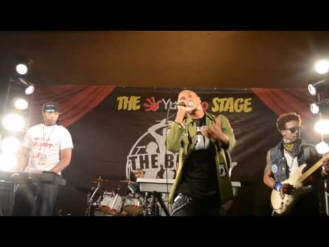 D.A. The Future & A.D.D (Bamboozle Live Performance) Y.W.A.
