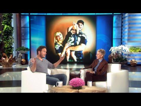 Chris Pratt's Son Has Amazing Manners