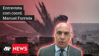 EUA realiza primeiro ataque contra milícias na Síria durante governo Biden