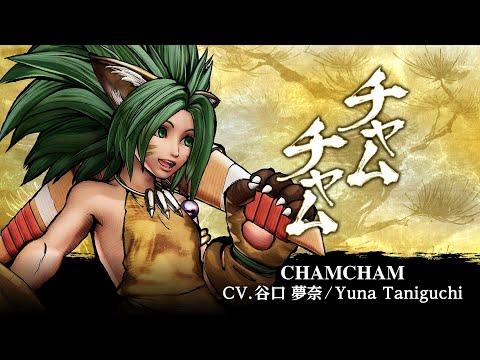 Cham Cham - DLC Character (Europe) de Samurai Shodown