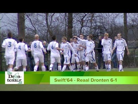 VIDEO | Swift'64 maakt gehakt van Reaal Dronten: 6-1