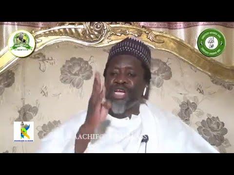 Message trés instructif de Cheikh Mahi Cissé aux riches