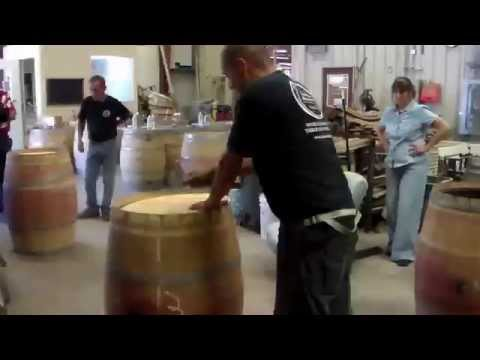 Barrel Shaving with Barrel Builders Coopers