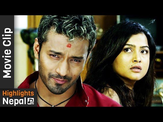 Nari Ko Samman - Nepali Movie TATHASTU Clip | Rekha Thapa, Subash Thapa , Kishor Khatiwada