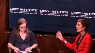 In Conversation: Kirsty Sword Gusmao At The Lowy Institute