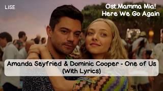 Mamma Mia! Here We Go Again - One of Us (Lyrics Video)