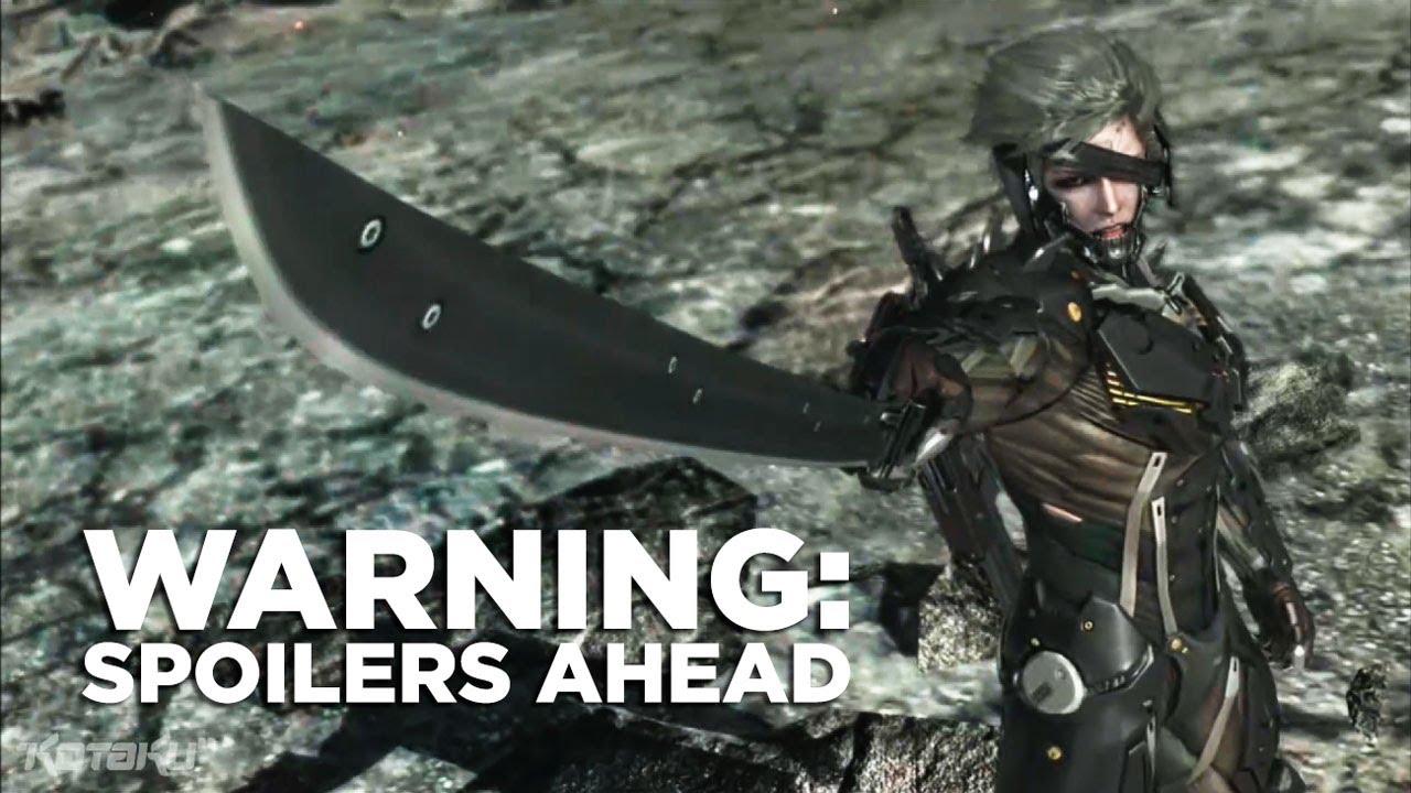 How Insane Is The Last Metal Gear Rising: Revengeance Boss?