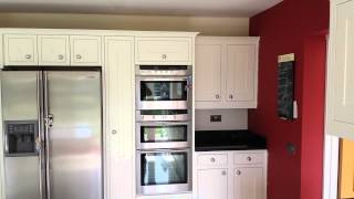 Hand painted kitchen in Great Missenden, Buckinghahshire