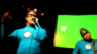 Aquabats - Martian Girl + Hanna Montana