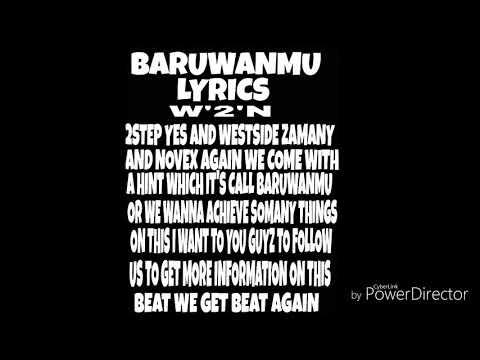 CLASSIQ_FT_NOVEX_BARUWANMU LYRICS