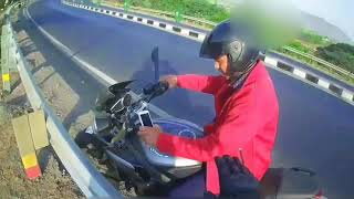 Highway Superbike Accident 2019   Bike Accident In India