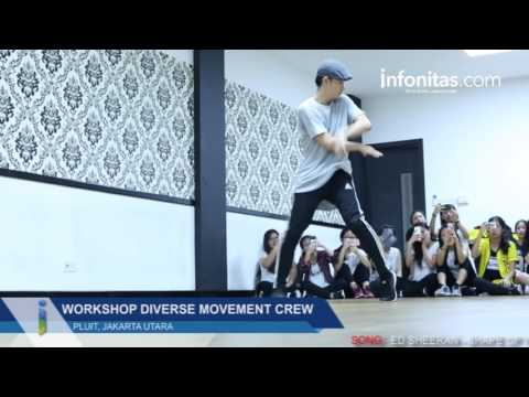 Workshop Diverse Movement Crew