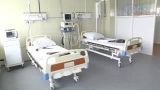 Ремонт в кардиологии облбольницы № 2