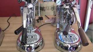 Compare: La Pavoni Lever Espresso Machines