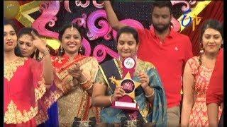 Star Mahila | 7th August 2017 | Full Episode | ETV Telugu