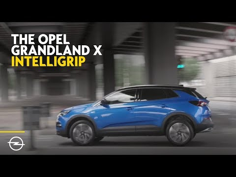 Opel  Grandland X Кроссовер класса J - рекламное видео 3