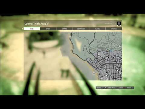 A Mystery Solved - Letter Scraps Locations Guide - GTA V