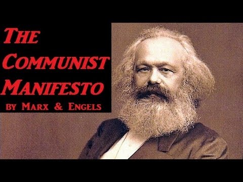 THE COMMUNIST MANIFESTO – FULL AudioBook – by Karl Marx & Friedrich Engels
