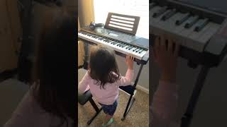 Rock Jam Keyboard Set Unboxing and Demo