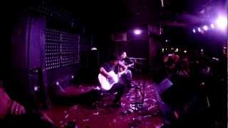 Overcome/In Harm's Way/Burden (Acoustic) - Face to Face @ San Diego - 15/04/2012