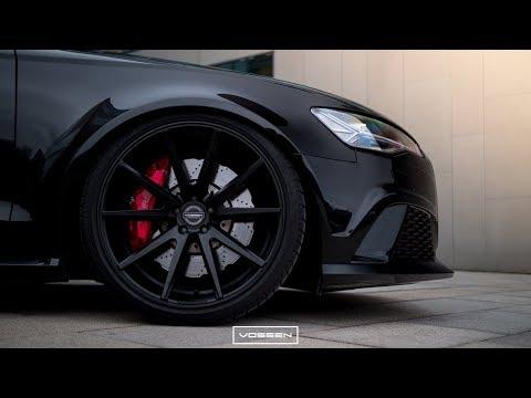 Audi RS6 - VOSSEN wheels