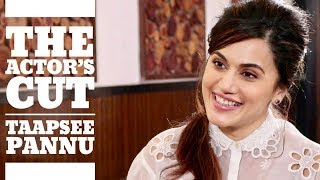 The Actor's Cut: Taapsee Pannu with Rajeev Masand