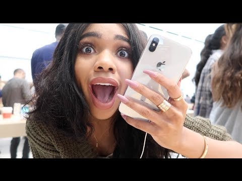 Iphone x Review and Unboxing!!!
