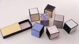 Pop Up Cubes Card Tutorial