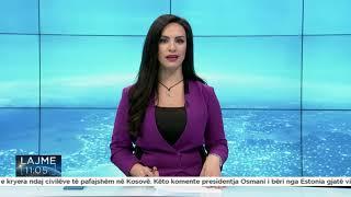 RTK3 Lajmet e orës 11:00 11.06.2021