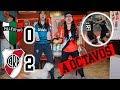 PALESTINO 0 VS RIVER PLATE |VIDEO REACCION |COPA LIBERTADORES 2019