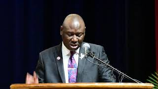 Benjamin Crump speaks the Orangeburg Massacre Commemoration