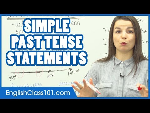 mp4 Exercises English Simple Past Tense, download Exercises English Simple Past Tense video klip Exercises English Simple Past Tense