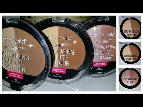 MegaGlo Contouring Palette by Wet n Wild Beauty #4