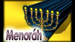 LA MENORAH: LA HISTORIA DE LA HUMANIDAD