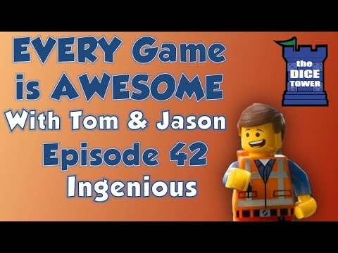 Every Game is Awesome 42: Ingenious