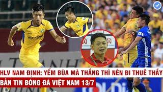 VN Sports 13/7 | Phan Văn Đức tỏa sáng, Nam Định tiến bước dài trên BXH VLeague