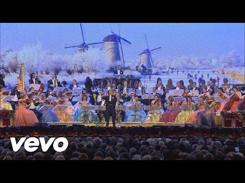 André Rieu Does it Again with This Wonderful Performance
