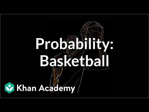9cf357b29362 Three-pointer vs free-throw probability (video)