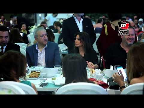 إليسا وعاصي الحلاني وحميد الشاعري ورامي صبري وجنات فى احتفالية روتانا