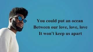 Martin Garrix Feat. Khalid   Ocean (Lyrics)