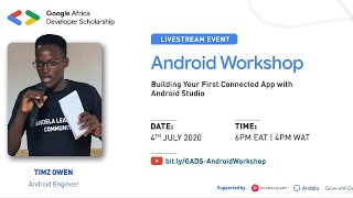 Android Hands-On Workshop
