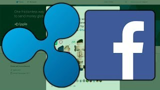 Will Facebook Use XRP? SBI Going Live July 2019, CEO Of SBI Hired At Ripple, XRP Sales up 31%