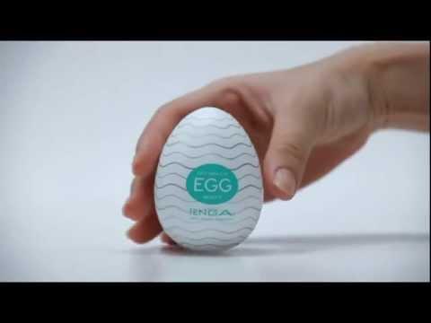 Como utilizar el masturbador Tenga huevo egg / www.sexshopplacer.es