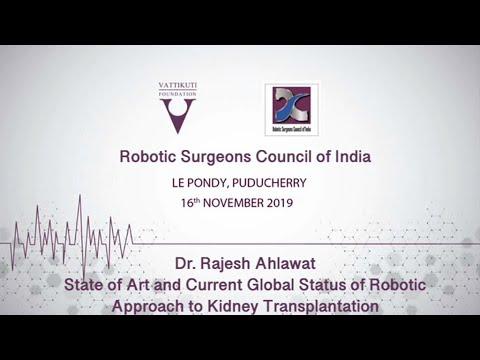 Robotic Kidney Transplant Global Trends